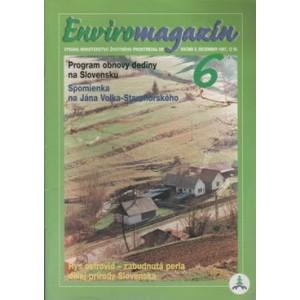 Enviromagazín 6/1997