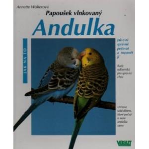 Wolterová Annette: Andulka Papoušek vlnkovaný - Jak na to