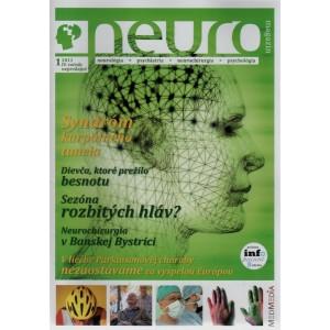 Neuro magazín 1/2011