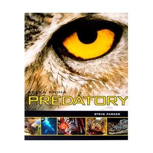 Parker Steven: Veľká kniha Predátory (K5)