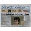 Zdravotnícke noviny 10/2012