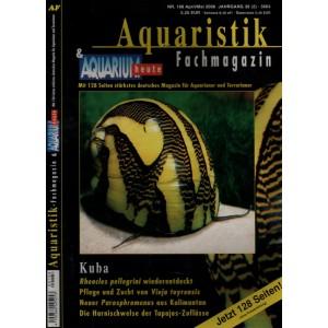 Aquaristik Fachmagazin &  Aquarium heute 188/2006