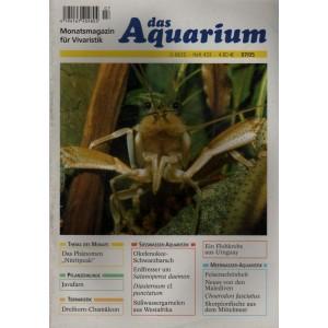 das Aquarium 7/2005