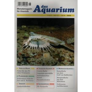 das Aquarium 6/2005