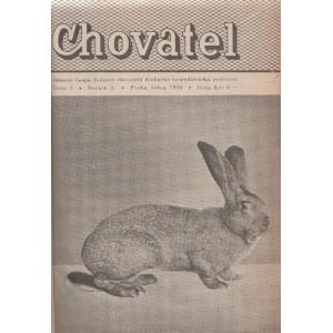 Chovatel 1950