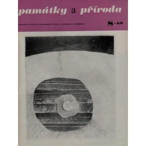 Památky a příroda 8/1988