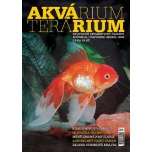 Akvárium Terárium Červenec-Srpen 2006
