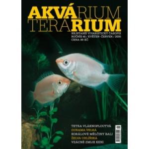 Akvárium Terárium Květen-Červen 2005