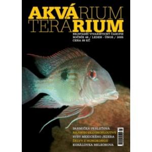 Akvárium Terárium Leden-Únor 2005