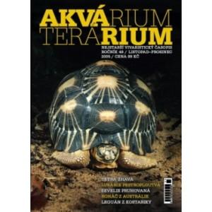 Akvárium Terárium Listopad-Prosinec 2005
