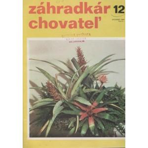 Záhradkár chovateľ 3-12/1980