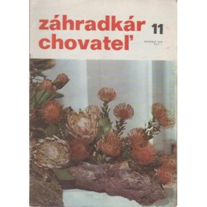 Chovateľ - Záhradkár 11/1978