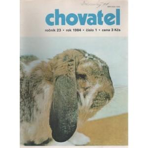 Chovatel 1/1984