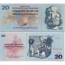 20 Kčs (1970