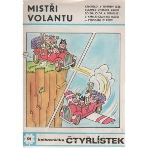 Čtyřlístek - Mistři volantu