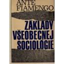 Fiamengo Ante: Základy všeobecnej sociológie (S3)