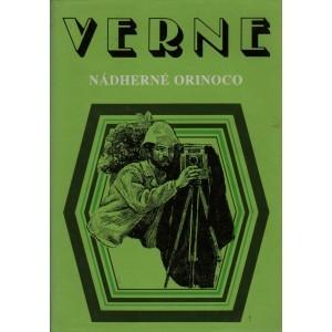 Verne Jules: Nádherné Orinoco  (K3)