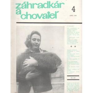 Záhradkár a chovateľ 4/1966