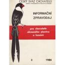 Informační zpravodaj pro chovatele exotického ptactva a kanárů 2/1984