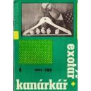 Kanárkář + Exotář 4 (Srpen) + 5 (Říjen) 1969