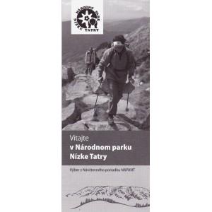 Vitajte v Národnom parku Nízke Tatry