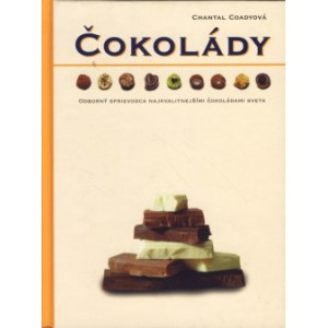 Coadyová Chantal: Čokolády (K1)