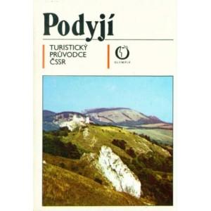 Turistický průvodce ČSSR: Podyjí Pojihlaví/Pooslaví /P2/