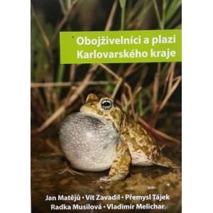 Matějů, Zavadil, Tájek, Musilová, Melichar: Obojživelníci a plazi Karlovarského kraje
