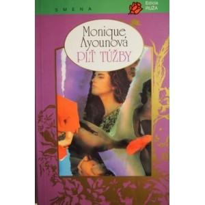 Ayounová Monique: Plť túžby (A5)