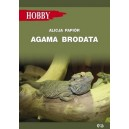 Papiór Alicja: Agama brodata (Pogona sp.)