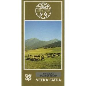 Vestenický K.: Chránená Krajinná oblasť Veľká Fatra