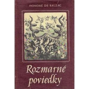 de Balzac Honoré: Rozmarné poviedky