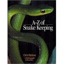 Mattison Chris: A-Z of Snake-Keeping