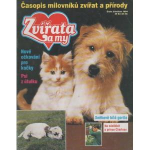 Zvířata a my 2/1994