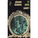 Casanova Giacomo: Tri panny