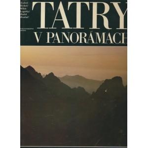 Brehel, Legutky, Roubal: Tatry v panorámach (S6)