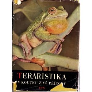 Štraub Robert, Niedl Jiří: Teraristika v koutku živé přírody (A5)
