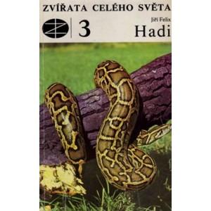 Felix Jiří: Zvířata celého světa - Hadi (A5)