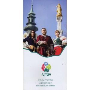 Nitra - objav miesto, zaži príbeh