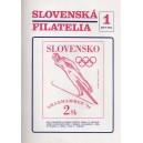 Slovenská filatélia 1/1994