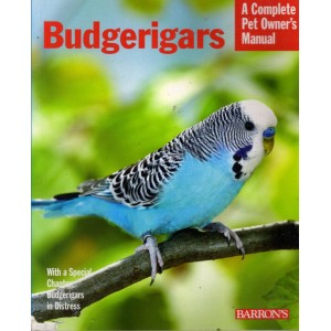 Niemann Hildegard: Budgerigars, A Complete Pet Owner's Manual (A5)