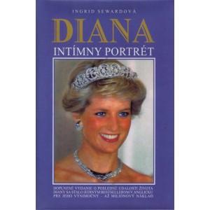 Sewardová Ingrid: Diana, intímny portrét (S3)