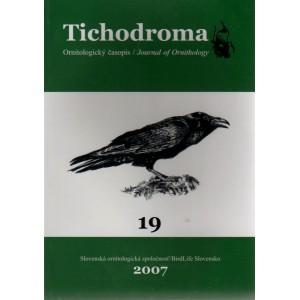 Tichodroma 19/2007