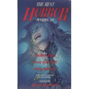 Woods, Martin Ray (ed.): The Best Horror: Povídky III (The Best Horror Stories 8) (K1A)