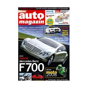Nový Auto Magazín 03/2008