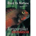 Konings: Handbuch für Tanganjika Buntbarsche