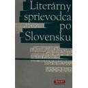 Uhrin Pavol: Literárny sprievodca po Slovensku