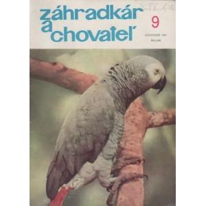 Záhradkár a chovateľ 9/1967