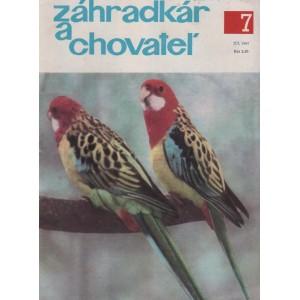 Záhradkár a chovateľ 7/1967