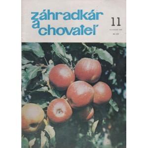 Záhradkár a chovateľ 11/1969